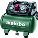 Kompressor METABO BASIC 160-6 W OF