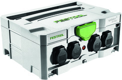 Rallonge multiprises FESTOOL SYS-PowerHub