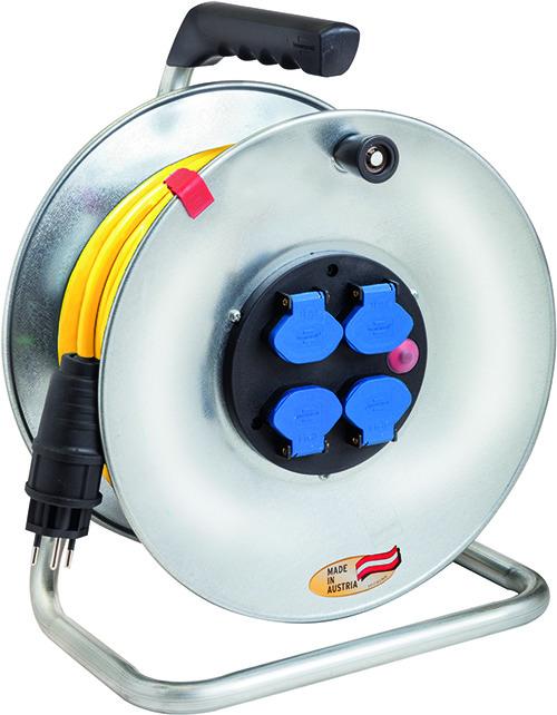 Enrouleur pour câble BRENNENSTUHL GARANT SLK IP44