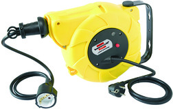 Enrouleur pour câble avec rappel automatique BRENNENSTUHL (DE)