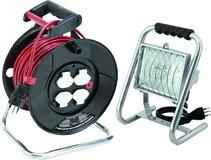 Proiettore e avvolgicavo kit per elettrici LECTRA