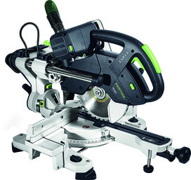 Sega a scatto FESTOOL KAPEX KS 60 E-SET