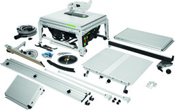 Sega circolare da tavolo FESTOOL TKS 80 EBS-kit