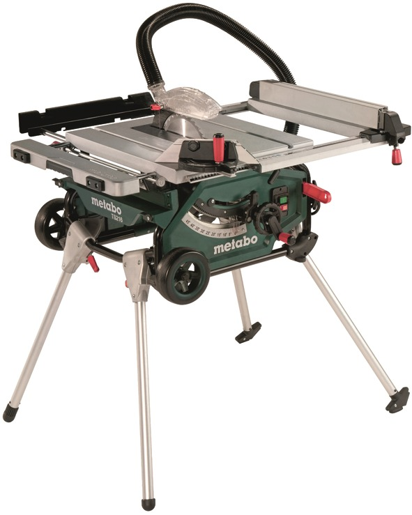 Scie circulaire stationnaire METABO TS 216