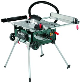 Scie circulaire stationnaire METABO TS 254