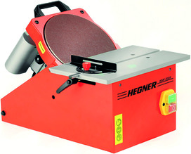 Ponceuse à disque HEGNER HSM 200 S