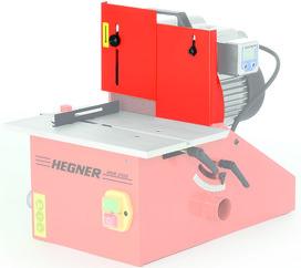 Couvercle de protection pour poncage HEGNER HSM 200 S
