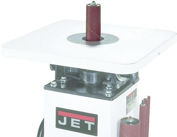Spindel zu Oszillierende Spindelschleifmaschine JET JBOS-5