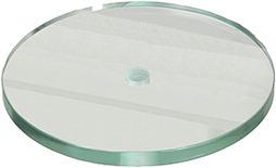 Disque-porteur en verre trempé pour ponçeuse à outils WORKSHARP WS 3000