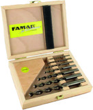 Kit di punte per legno FAMAG