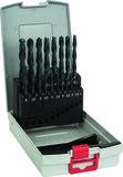 Metallbohrersatz BOSCH Pro Box HSS-R