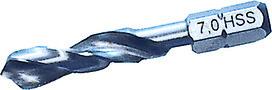 Mèches hélïcoidale VÖLKEL à métaux HSS-G