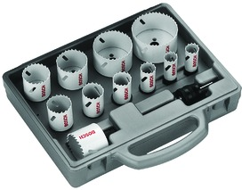 Kit di seghe a tazza BOSCH HSS-Co Bi-Metall