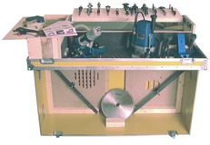 Fräswerkzeug Komplett-Set ALBIN KRAUS
