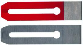 Ferro semplice STANLEY per pialla doppia
