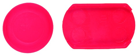Capuchons de protection en plastique BESSEY
