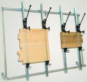 Appareil à coller les joints WEISS pour fixation murale complet