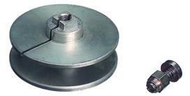 Ricambi per bobina di avvolgimento in lega d'alluminio, senza nastro
