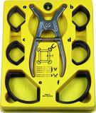 Kit di pinze di serraggio per giunti ad angolo ULMIA