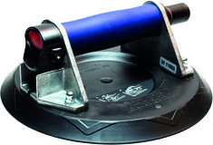 Poignée-porteuses vacuum à pompe à 1 tête VERIBOR