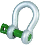 Schäkel SPANSET Green Pin