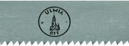 Lames de scie à monture ULMIA