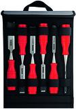 Kit di scalpelli per legno BAHCO 1031