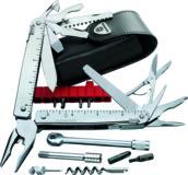 Taschenmesser VICTORINOX Swiss Tool X Plus Ratchet