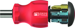 Insider Stubby PB 8453 SWISSGRIP