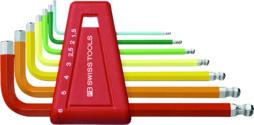 Winkel-Stiftschlüsselsatz PB SWISS TOOLS 212 H-6 RB