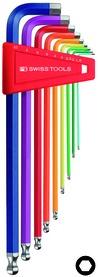 Winkel-Stiftschlüsselsatz PB 212 L H-10 RB