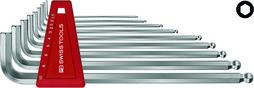 Winkel-Stiftschlüsselsatz PB 212 L H-10