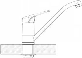 Chiave telescopica per dadi ad alette