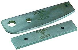 Couteaux du haut de rechange pour cisailles à tôle à levier