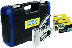 Agrafeuse RAPID R34 valise Premium