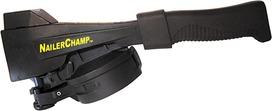 Pistolet cloueur semi-automatique rapide pour clous pour carton bitumé