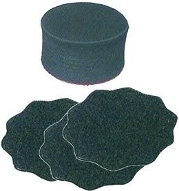 Rosette abrasive T30