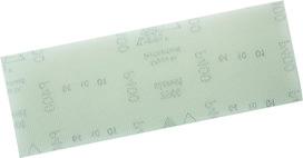 Abrasifs réticulés 7900 SIA sianet avec corindon blanc