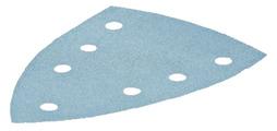Dreieck-Schleifblätter FESTOOL Granat gelocht