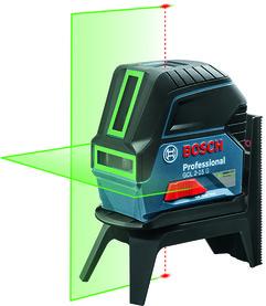 Laser à 2 points et lignes BOSCH GCL 2-15 G