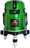 Laser à 5 lignes et ligne d'aplomb GREEN Auto-Line GLG4V4H+R