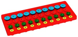 Kit di marcatori per tasselli OK-TOOLS