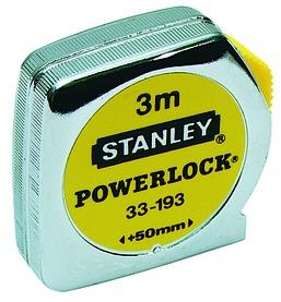 Mètres à ruban STANLEY POWERLOCK