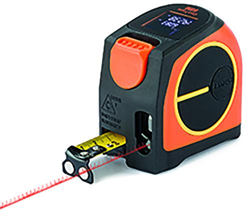 Laser-Entfernungsmesser GeoTape 2in1
