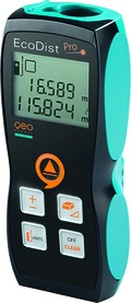 Laser de mesure de distance geoFennel ECOLINE EcoDist PRO