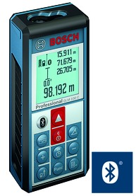 Telemetro al laser BOSCH GLM 100 C