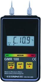 Strumento ad ago per la misura dell'umidità dei materiali WBH GMR 110