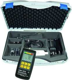 Kit di strumento resistivo per misurare umidità e temperatura GREISINGER GMH 43830