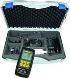 Resistives Materialfeuchte- und Temperaturmessgerät WBH GMH 43830 Set