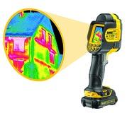 Akku-Wärmebildkamera DEWALT DCT 416 S1